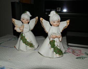 Lefton Christmas Angels 1991