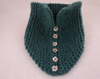 PDF Collar Cowl Kniting Pattern