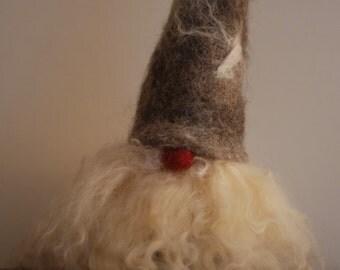 Arne - Jultomte, Swedish Santa, Gnome, Troll, Tomte, Christmas, Scandinavian, Santa, Tomtebod