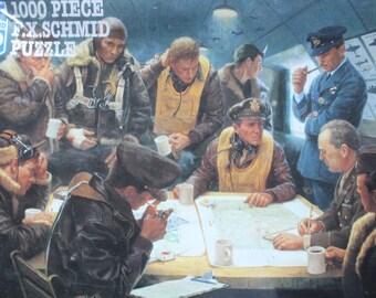 Vintage F.X. Schmid 1000 Puzzle 1993