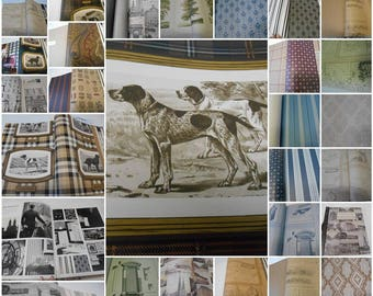 Ralph Lauren -Classic Wallpaper-ClubHouse Classics- Wallpaper Sample Book-2004s- 120 samples