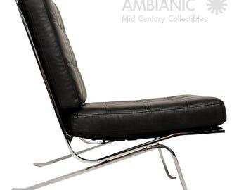 Robert Haussmann Lounge Chair RH301, Switzerland, 1950s Mid Century