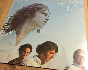 The Doors 13 compilation 1970 on Butterfly Elektra Records