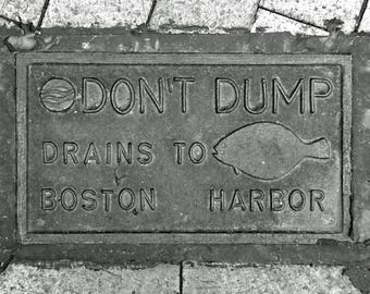 Boston photography, Boston wall decor, Boston Photo, Black and White Boston photo, Boston Harbor, Boston Art, Boston Artwork, Boston Print
