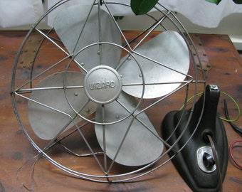 Art Deco 13'' Wizard fan needs a part was working