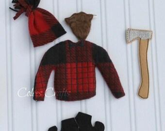 Custom Elf Set * Custom Elf Shirt * Christmas Elf Sweater * Elf Clothes * Elf Costume * Holiday Elf Clothes