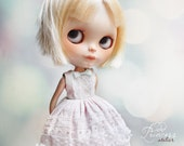 SNOWFLAKE Blythe Dress, Romantic Collection By Odd Princess Atelier, Pre-Order For January, LAST ONE