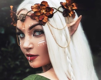 Woodland Elven Crown