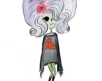 Bouffant ghoul - Nancy