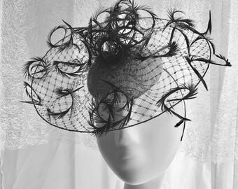 Fascinator-mini hat