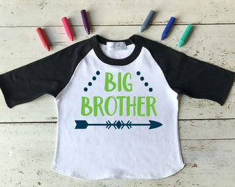 Big Brother Shirt,Shirt for Big Bro,Big Brother to Be-New Baby Announcement-Big Brother Shirt-Big Bro Shirt-I'm Going To Be A Big Brother