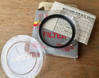Quantaray 49mm Close-up #3 Camera Lens Filter in Box