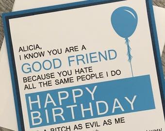 Alicia Birthday
