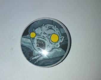 "1"" button or magnet. CHUD"