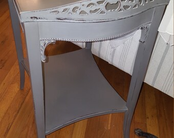 "The ""Missy"" Vintage Side Table"