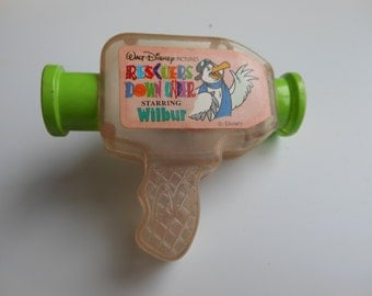 Rescuers Down Under Starring Wilbur McDonald's Film Camera Toy