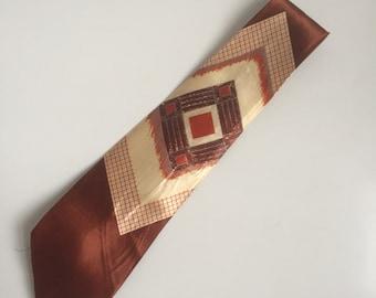 1940s swing tie