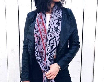 Oversized large Infinity Scarf, Most sold scarves, wraps shawls, best Selling shops Items, Lightweight long Scarf, gift for mom- By PiYOYO