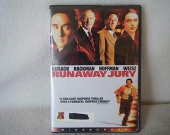 Vintage DVD Movie Runaway Jury - Used