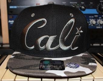 California: Snap Back Hats (Hip Hop/Street Wear/Urban Brand)