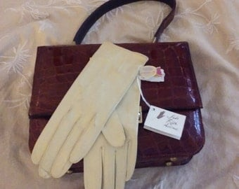 Saks Fifth Avenue Gloves with Original Tags