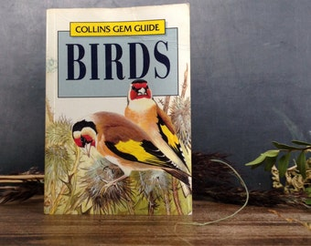Miniature Collins Gem Guide Birds