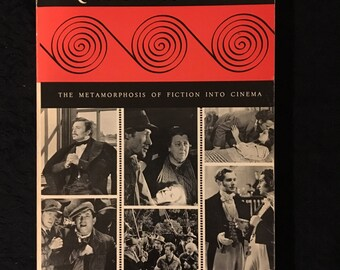 Autographed book, Novels into Film by George Bluestone.