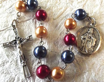 St. Elizabeth of Hungary/St. Louis Rosary Tenner