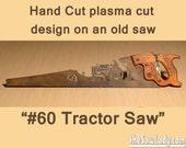 Metal Art # 60 Tractor Fa...