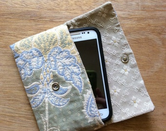 Boho Vintage Pouch-Handmade-Tapestry