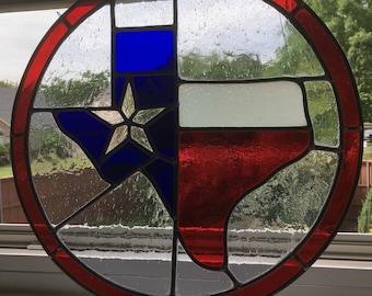 Texas shaped panel