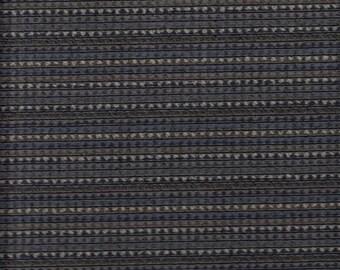 27 Yards Knoll Upholstery Fabric Panache CR Stripe in Poise Blue HC10479 (HC1-C27)