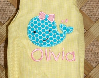 Taylor Boy or Girl Bubble Romper (Chevron, Checks, Plaids, and Prints)