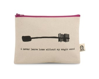 magic wand pouch