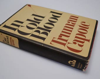 "Truman Capote ""In Cold Blood"" 1965"