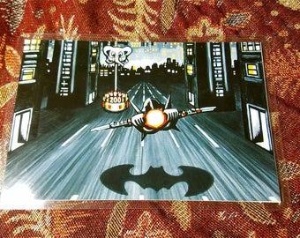 September 2016 Super Collector's Card - Batman: The Movie