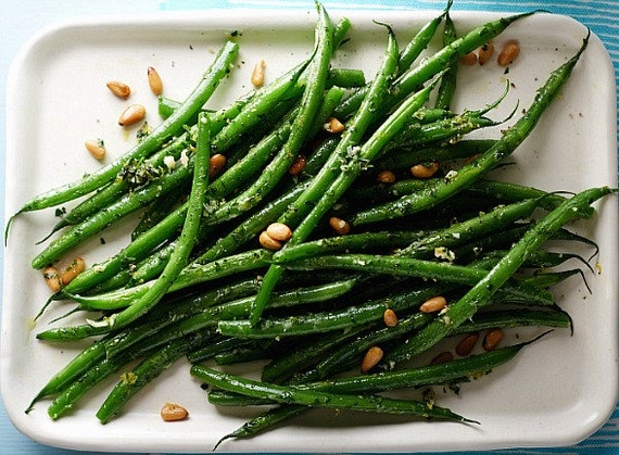 French Green Beans, Fin de Bagnol, 25 seeds Certified Organic, French ...
