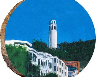 Coit Tower city View - DCP403