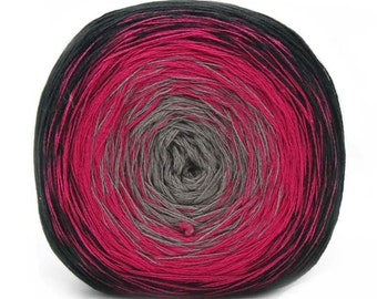 Transitions 3-Ply Laceweight Cotton Acrylic Shawl Yarn Color 5