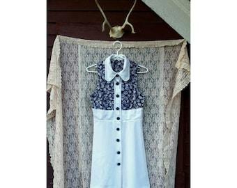 Vintage Joseph Ribkoff Mini Mod Dress