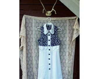 NEW PRICE! Vintage Joseph Ribkoff Mini Mod Dress