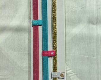 Happy Planner- Elastic Bands - Create 365 - me & my Big Ideas - 3 different colors for Planners and Journals