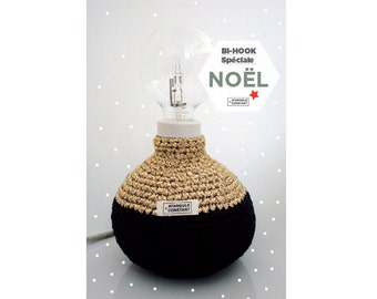 LAMP BI HOOK / black-gold