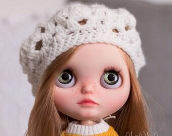 Blythe beret - ecru