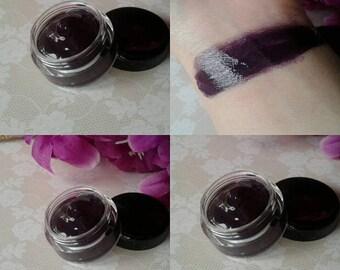 Séance - Super Gloss Lip Gloss Tint - Dark Berry Purple Lip Gloss - Gothic Goth Vegan Makeup