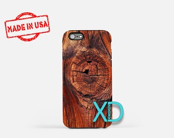 Wood Knot iPhone Case, Wood iPhone Case, Wood Knot iPhone 8 Case, iPhone 6s Case, iPhone 7 Case, Phone Case, iPhone X Case, SE Case New