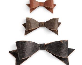 Sizzix - Tim Holtz Alterations - Sizzlits Decorative Strip Die - Bow-Tied