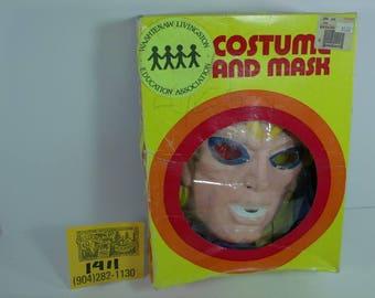 1980's Ben Cooper Sectaurs Dargon -Warriors of Symbion-Halloween Costume