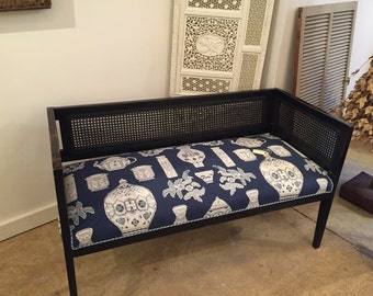Antique Settee Bench