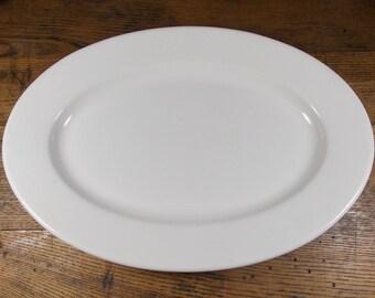 Buffalo China Restaurant Ware Extra Large Platter 0803B/1110